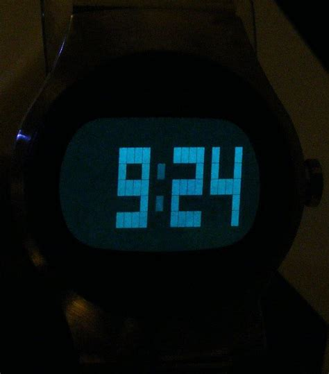 timex indiglo alarm model  review