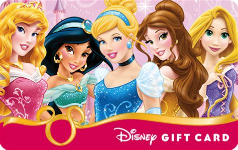 Disney Gift Card - new disney gift cards fly in this summer planes star wars princess designs have