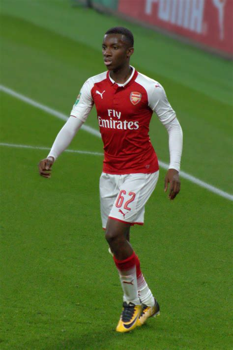 arsenal nketiah eddie nketiah bio facts family famous birthdays