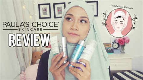 Makeup Di Malaysia paula choice skincare review sabrina tajudin malaysia lifestyle