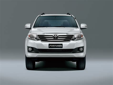 Front Guard Abs Model Fortuner A White With Ledbracket Avanza 2011 toyota fortuner vs new comparison
