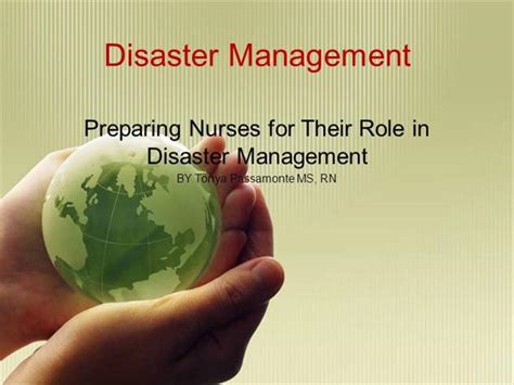 Disaster Management 2012 Authorstream Disaster Powerpoint Templates Free