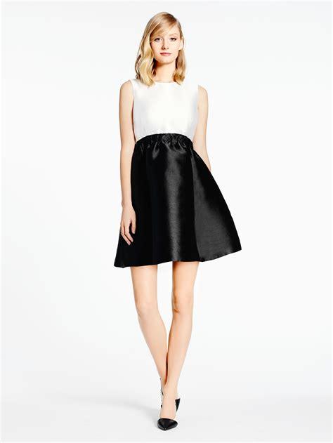 Swiftnv Dress lyst kate spade new york dress in black