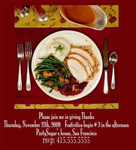 Thanksgiving Tip So Youve Invited A Vegetarian by Come With Me Budget Thanksgiving Invite