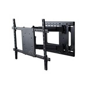 full motion tv wall mount premium sliding and swivel tv