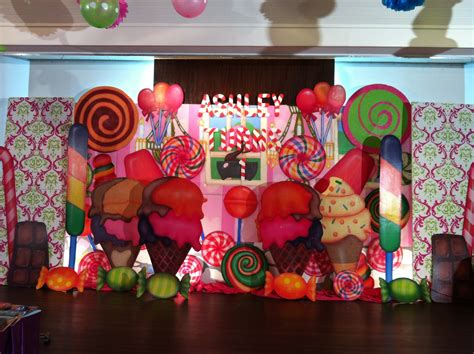 candyland theme decorations random thoughts the had at s candyland
