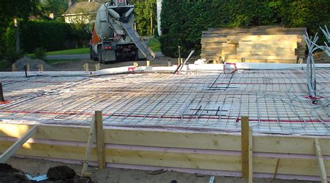 Home Floor Plans With Cost To Build by Step By Step Guide For How To Build A Slab On Grade