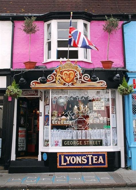 Lyons Tea Rooms by Tea Shop In Brighton Keep Calm And Great