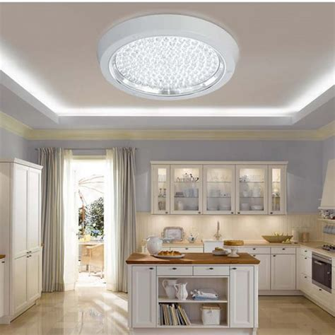 kitchen ceiling lights 12 the best led light ideas for bringing enough light in