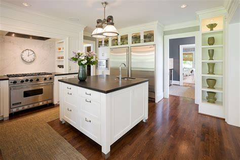 island kitchen tips to design white kitchen island midcityeast