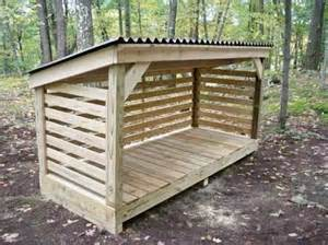 25 best ideas about firewood shed on barns