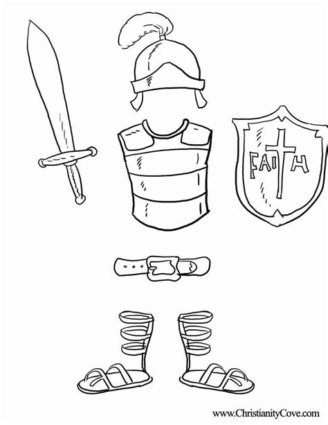 Armor Of God Coloring Pages Bible Printables Coloring | bible printables coloring pages for sunday school