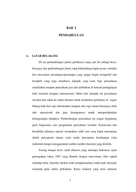 Skripsi Akuntansi Analisis Laporan Keuangan | skripsi analisis laporan keuangan pada