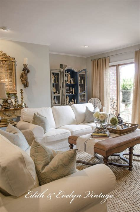 country family room feature friday edith and evelyn vintage southern
