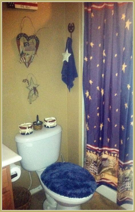 patriotic bathroom decor americana bathroom decor ideas for an american themed interior kvriver com