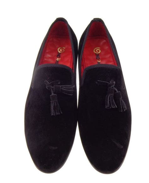 prince albert loafers 211 endowed s made prince albert slipper velvet