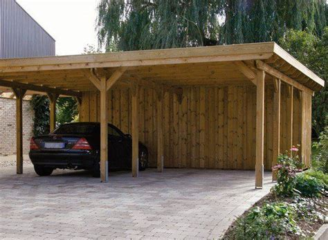Wooden Car Port by Best 25 Wooden Carports Ideas On Carport