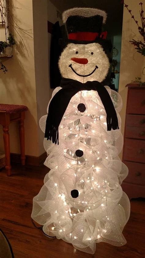 37 cutest snowman d 233 cor ideas for this winter digsdigs