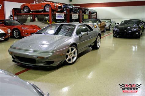 Lotus Illinois 2000 Lotus Esprit V8 Turbo Stock M5150 For Sale Near