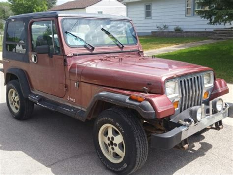 1987 Jeep Yj Value 1987 Jeep Wrangler For Sale Carsforsale