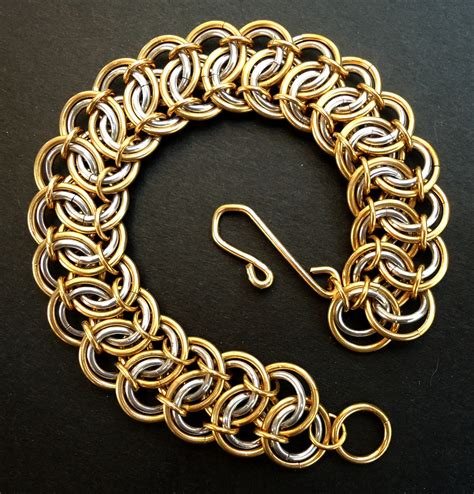 Handmade Chainmail - chainmaille jewelry lanza creations handmade jewelry