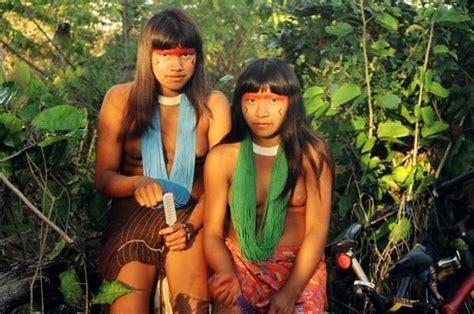 lua quebrada A Vida Sexual Dos Índios Brasileiros