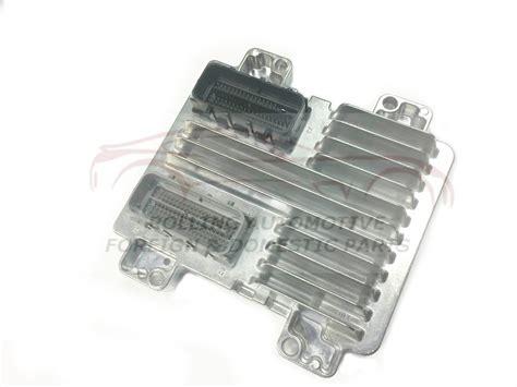 ecm ecu pcm engine control module oem 12633238 chevrolet
