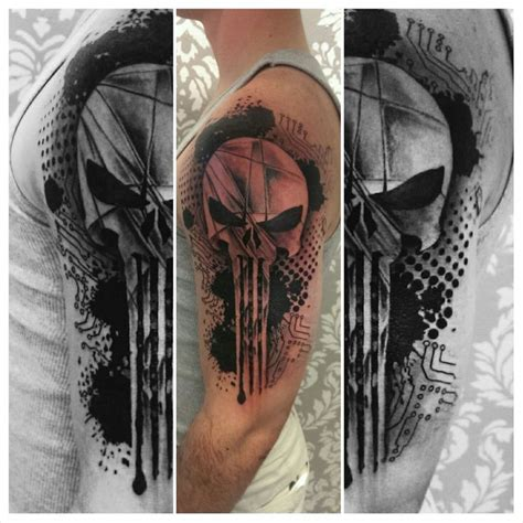 punisher tattoo designs the 25 best punisher ideas on punisher