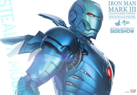 Ironman 3 Stealth Toys Exclusive Iron Iii marvel iron iii stealth mode version sixth scale