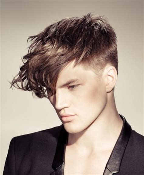 irish hairstyles for men shaved on sides long on top coiffure mannequin homme
