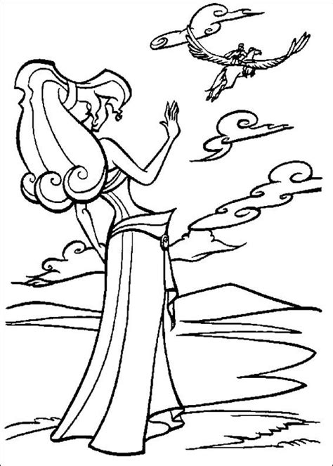 kids n fun com 26 coloring pages of hercules