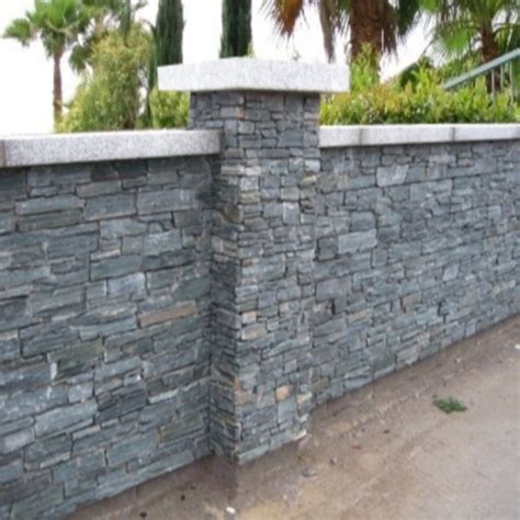 cladding for garden walls slate cladding mccarthys fuels builders