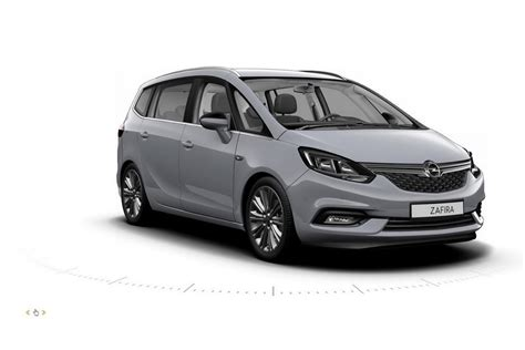 2018 Opel Zafira Tourer Car Photos Catalog 2018
