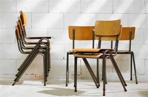 vintage len marktplaats retro vintage schoolstoelen met prachtige vorm poten