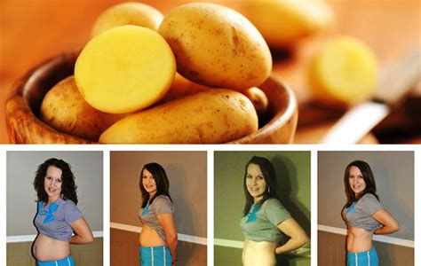 potato diet amazing weight loss results all healthy news