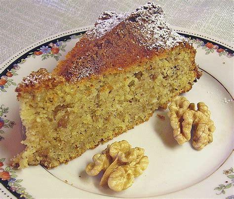 pflaumen nuss kuchen topfen nuss kuchen rezept mit bild mima53