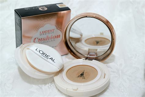 Loreal Lucent Magique Cushion review l or 201 al lucent magique cushion porcelain