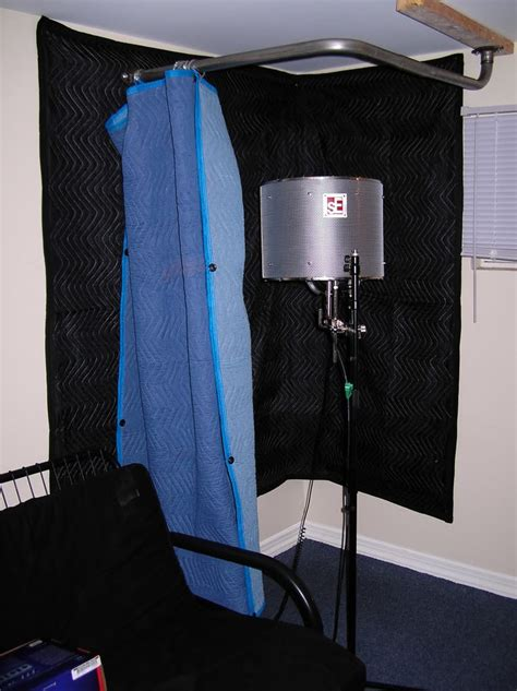 home studio tip build your own vocal booth on the cheap