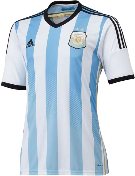Jersey Argentina Home 2013 argentina 2014 world cup kits released footy headlines