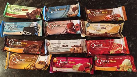 top quest bar flavors quest bar review ranking them all