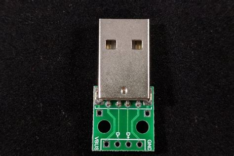 Usb To Dip Adapter Converter 4 Pin For 254mm Pcb Board micro usb to uart ttl adapter with pogo pins from cnc olediuno on tindie
