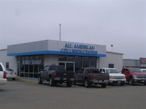 all american chevrolet midland all american chevrolet of midland car dealership in