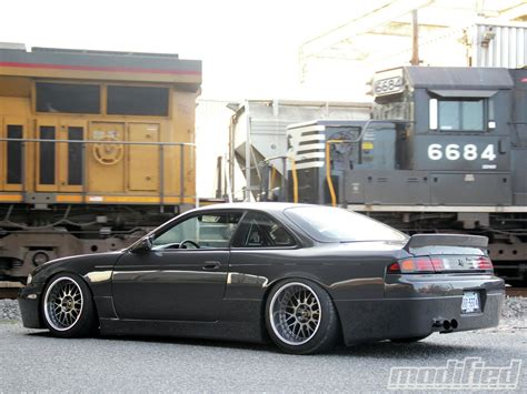 modified nissan 240sx 1995 nissan 240sx modified magazine