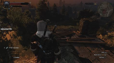 the witcher 3 console debug console enabler for 1 30 gog and steam at the