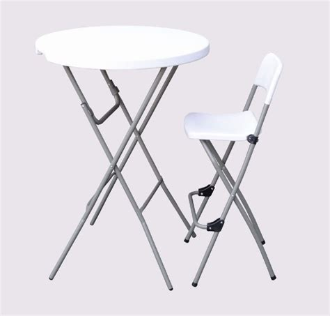 table et chaise pliante tables et chaises pehd table et chaise bar pliantes pehd