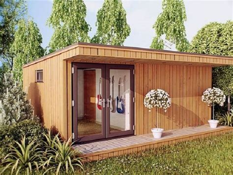 Soundproof Shed by How To Properly Soundproof A Garden Shed Gardening Better