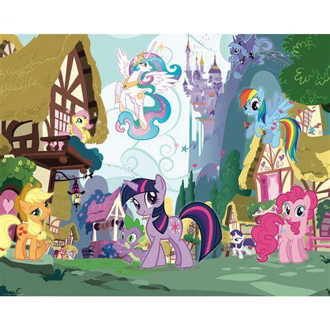 my little pony bedroom wallpaper walltastic my little pony bedroom wallpaper mural next