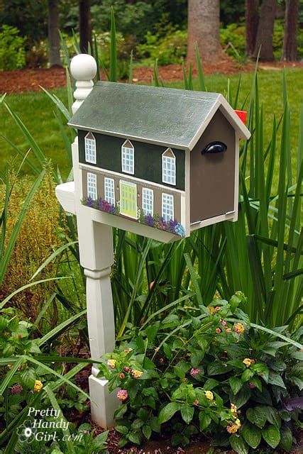 exclusive  welcoming diy mailbox ideas