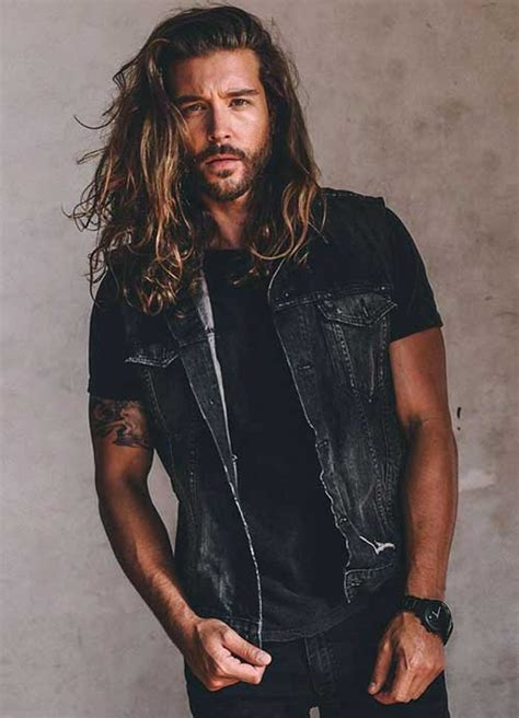 Best Haircuts For Dudes | 20 best long hairstyles for guys mens hairstyles 2018