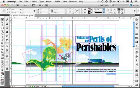 layout adobe indesign review adobe indesign cs5 page 5 of 7 creativepro com